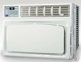 Soleus F Series SGWAC08ESEF 8,000 BTU Window Air Conditioner with 10.8 EER, R-410A Refrigerant, 4, U.S. & Canada SGWAC08ESEF