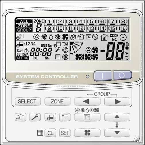 Sanyo SHAKC64UG System Controller, U.S. & Canada SHAKC64UG