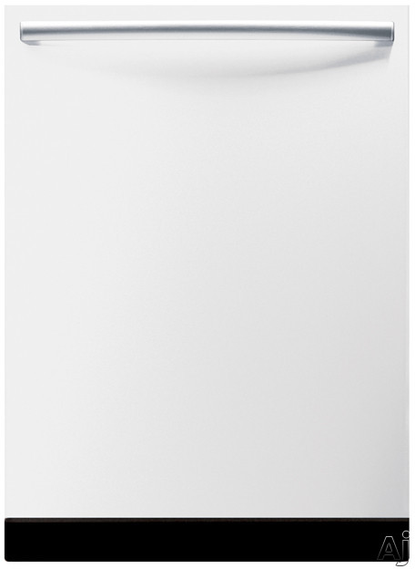 Bosch Dishwashers - Bosch Integra 500 Series SHX45M02UC Fully Integrated Dishwasher With 4 Wash Cycles Platinum Mid Racks 19 Hours Delay Start And Silence Rating Of 51 DB White