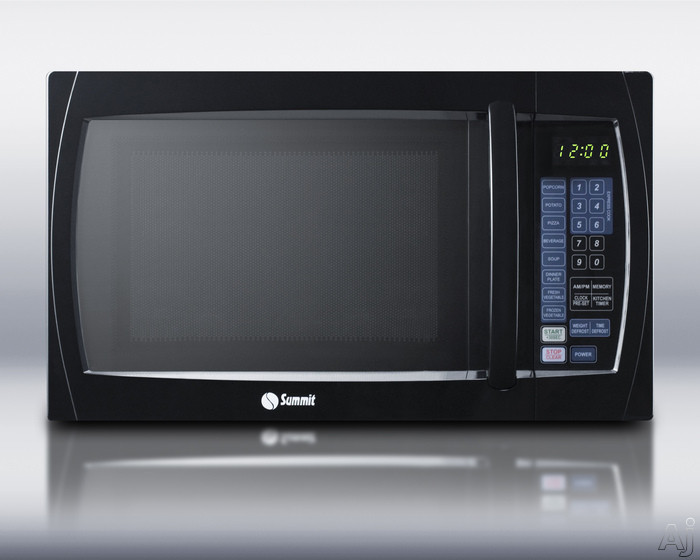 Summit Sm1100b 1 0 Cu Ft Countertop Microwave With 1 000