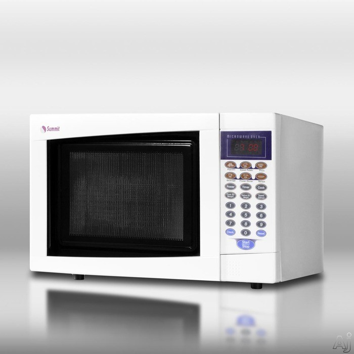 Powerful Microwave Oven: Summit SM900WH 0.7 Cu.ft. Countertop Microwave Oven With