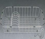 Picture of Houzer RB2500SS Stainless Steel Rinsing Basket with Plate Rack 19-1/4 Inch x 14-1/4 Inch x 5-1/2""