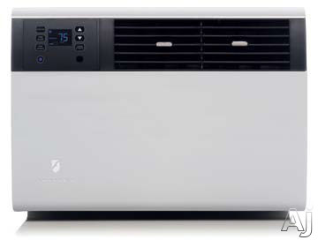 Friedrich Kuhl Series SQ08N10C 7,900 BTU Room Air Conditioner with 11.2 EER, R-410A Refrigerant, 1.9 Pts/Hr Dehumidification, Auto Restart, 24-Hour Timer, Carbon Filtration, LCD Remote and Energy Star Rated SQ08N10C