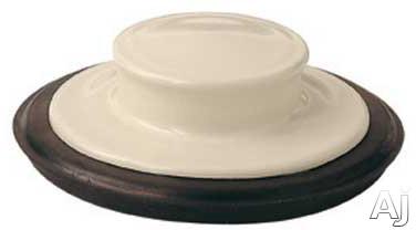 InSinkErator STPBIS Custom Sink Stopper: Bisque