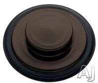 InSinkErator STPORB Custom Sink Stopper: Oil Rubbed Bronze