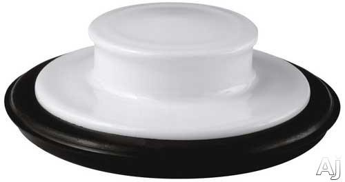 InSinkErator STPWH Custom Sink Stopper: White