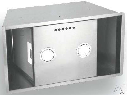 Sirius Built in Series SU90027 Under Cabinet Insert with 600 CFM Internal Blower 4 Speed Push Button Controls Delay Off Timer Light Switch Halogen Lamps and Anodized Aluminum Filters 27 Width