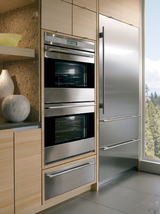 Wolf Do302 30 Quot Double Electric Wall Oven With 4 5 Cu Ft