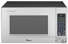 Amana AMC2206BA 2.0 cu. ft. Countertop Microwave Oven with 1,100 Cooking Watts and Touchmatic Control System