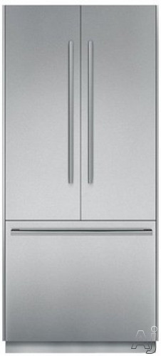 """Thermador Freedom Collection T36IT800NP 36"""" Built-in Flush French Door Refrigerator with 19.5 cu., U.S. & Canada T36IT800NP"""