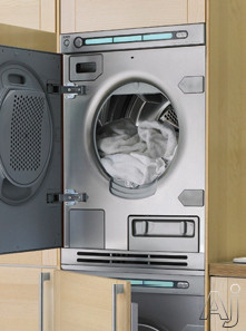 Fully Integrated Electric Dryer