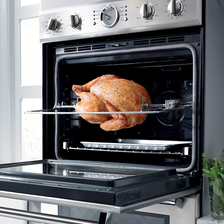 Thermador Po302 30 Quot Double Electric Wall Oven With True