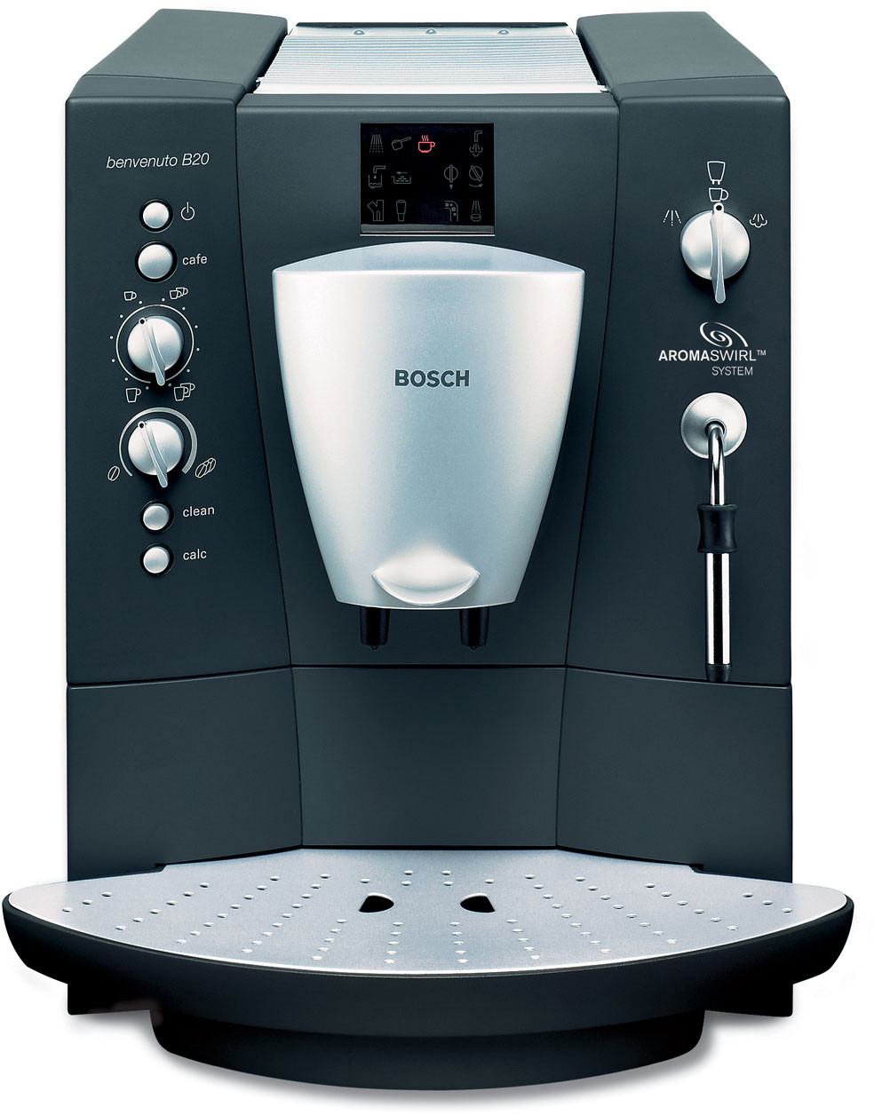 bosch tca6001uc fully automatic freestanding coffee. Black Bedroom Furniture Sets. Home Design Ideas