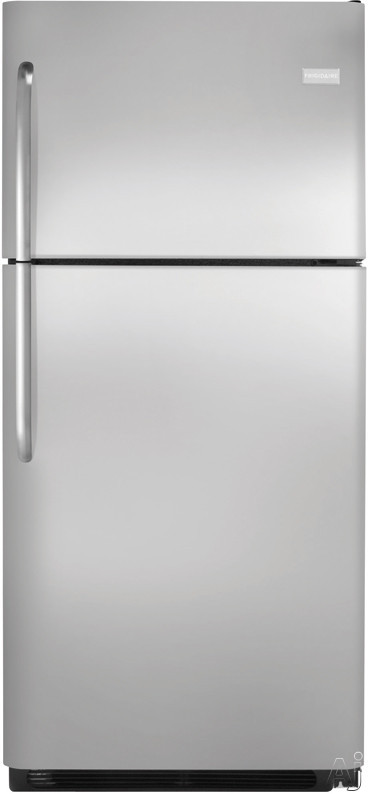 Frigidaire FFTR2126L 20.6 cu. ft. Top-Freezer Refrigerator with SpillSafe Adjustable Glass Shelves, U.S. & Canada FFTR2126L