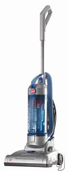 Hoover UH20040 Sprint QuickVac Bagless Upright Vacuum Cleaner with 10 Motor Amps, Multi-Cyclonic, U.S. & Canada UH20040