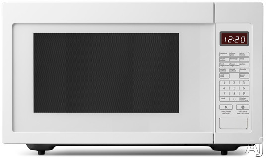Maytag UMC5165AW 1.6 cu. ft. Countertop Microwave with 1200 Cooking Watts, Sensor Cook and Recessed, U.S. & Canada UMC5165AW