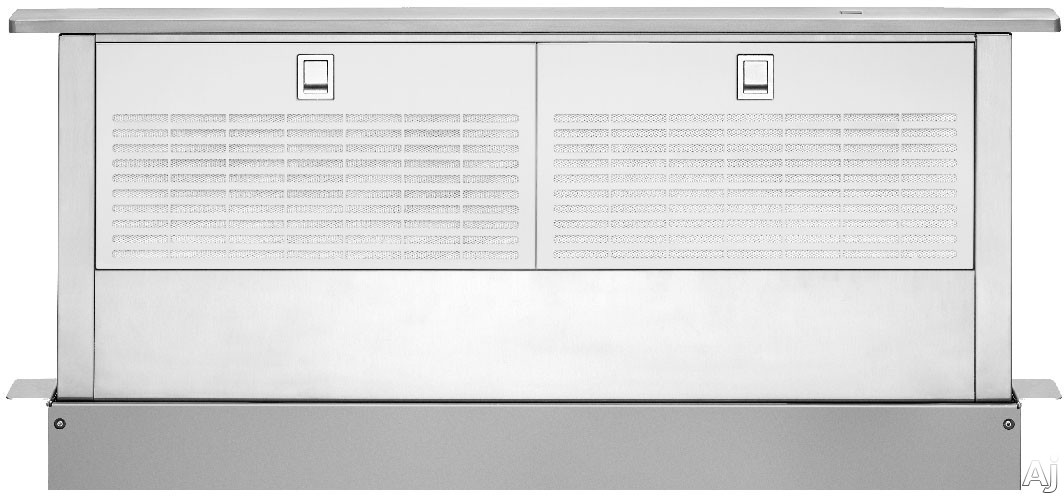 Whirlpool UXD8630DYS Downdraft Ventilation System with 600 CFM Internal Reversible Blower, 4 Fan, U.S. & Canada UXD8630DYS