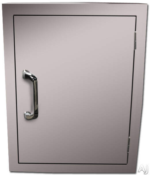 Vintage VAD17 17 Inch Access Door  Stainless Steel