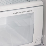 Adjustable Humidity Zone Drawers