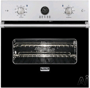 Viking Veso5272bk 27 Quot Single Electric Wall Oven With 4 1