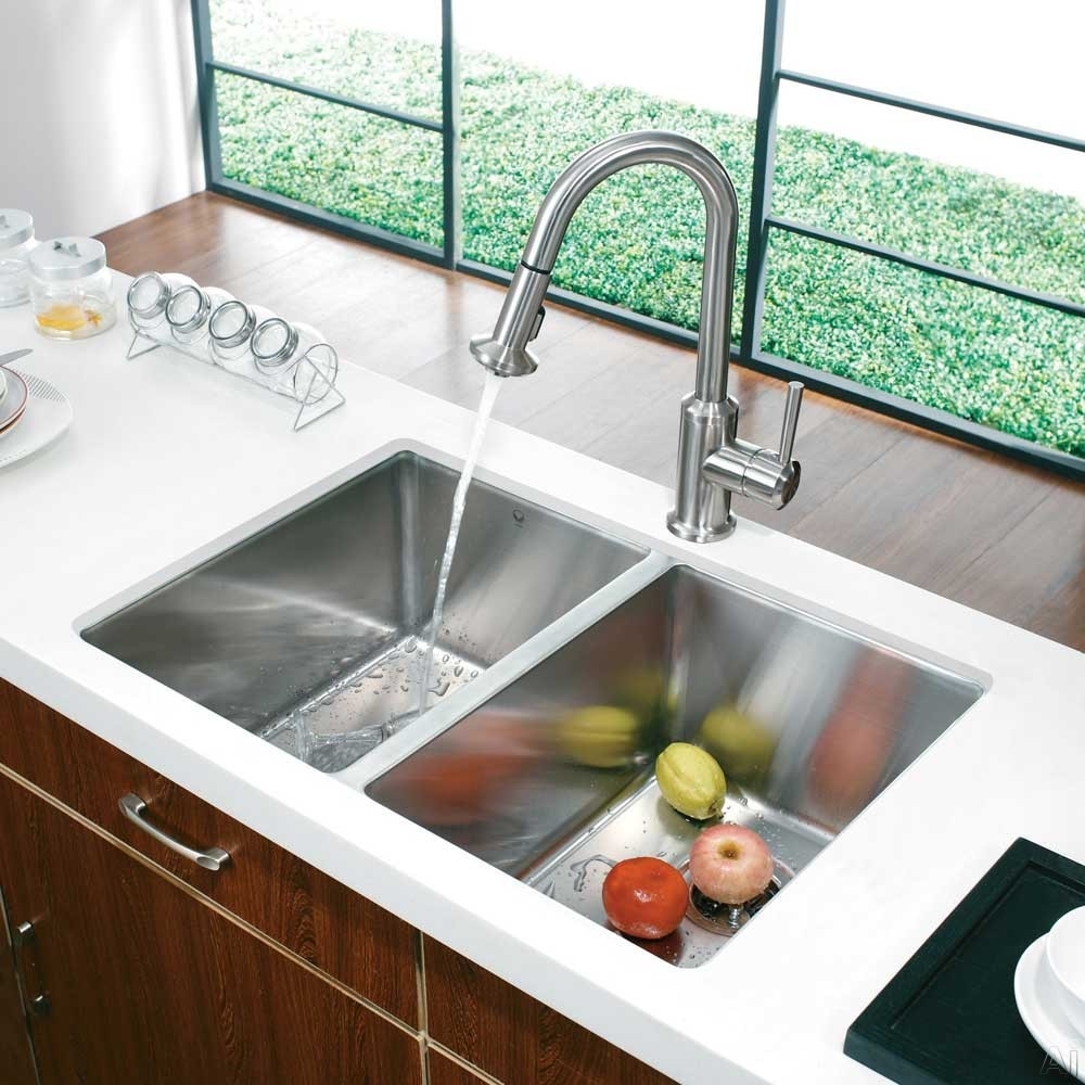 Home > Sinks & Faucets > Sinks > Stainless Steel > VG14001