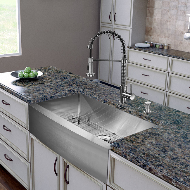 Home > Sinks & Faucets > Sink & Faucet Combinations > VG15255