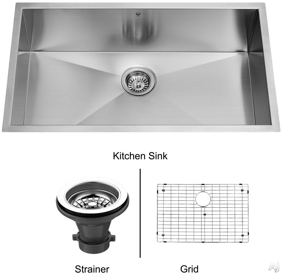 Undermount Stainless Steel Kitchen Sink