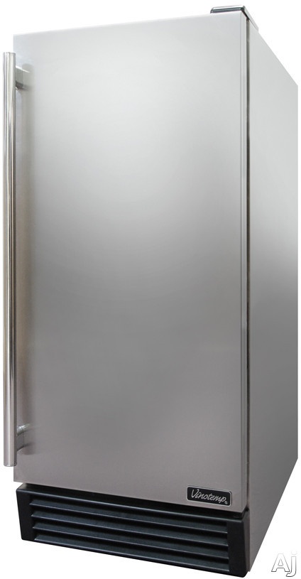 "Vinotemp VTREFOUT15 15"" Outdoor Beverage Refrigerator with 3.18 cu. ft. Capacity, 3 Adjustable Metal, U.S. & Canada VTREFOUT15"