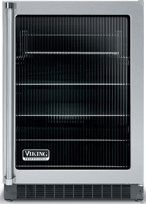 Viking Vuar1441frss 24 Quot Beverage Center With 6 1 Cu Ft