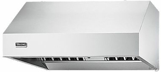 """Viking Outdoor Series VWHO4878SS 48"""" Wall Mount Canopy Pro Range Hood with Optional Blowers, Heat Sensor, Heat Lamp, Commercial Type Styling and Dishwasher Safe Baffle Filters: 48"""" Vent Hood"""