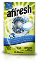 click for Full Info on this Whirlpool Affresh Series W10135699 Affresh Washer Cleaner