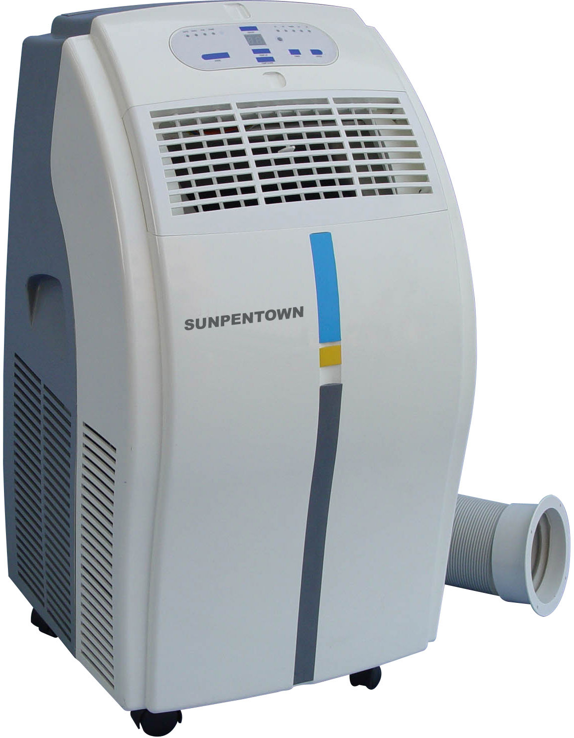 Sunpentown WA1010 10 000 BTU Portable Air Conditioner with Self  #2972A2