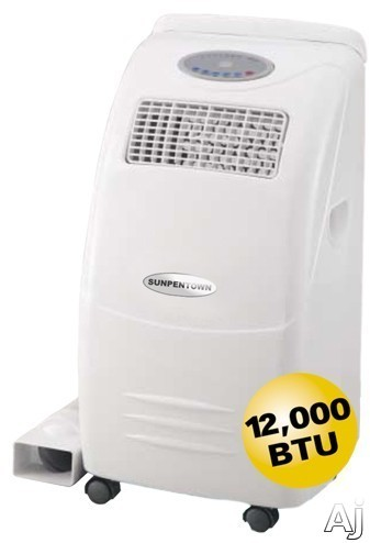 Sunpentown wa1200h 12 000 btu portable air conditioner for 1200 btu window unit