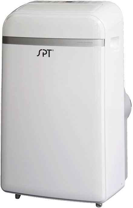 Sunpentown WA1420E 14,000 BTU Portable Air Conditioner with 8.9 EER, R-410A Refrigerant, 3 Fan, U.S. & Canada WA1420E