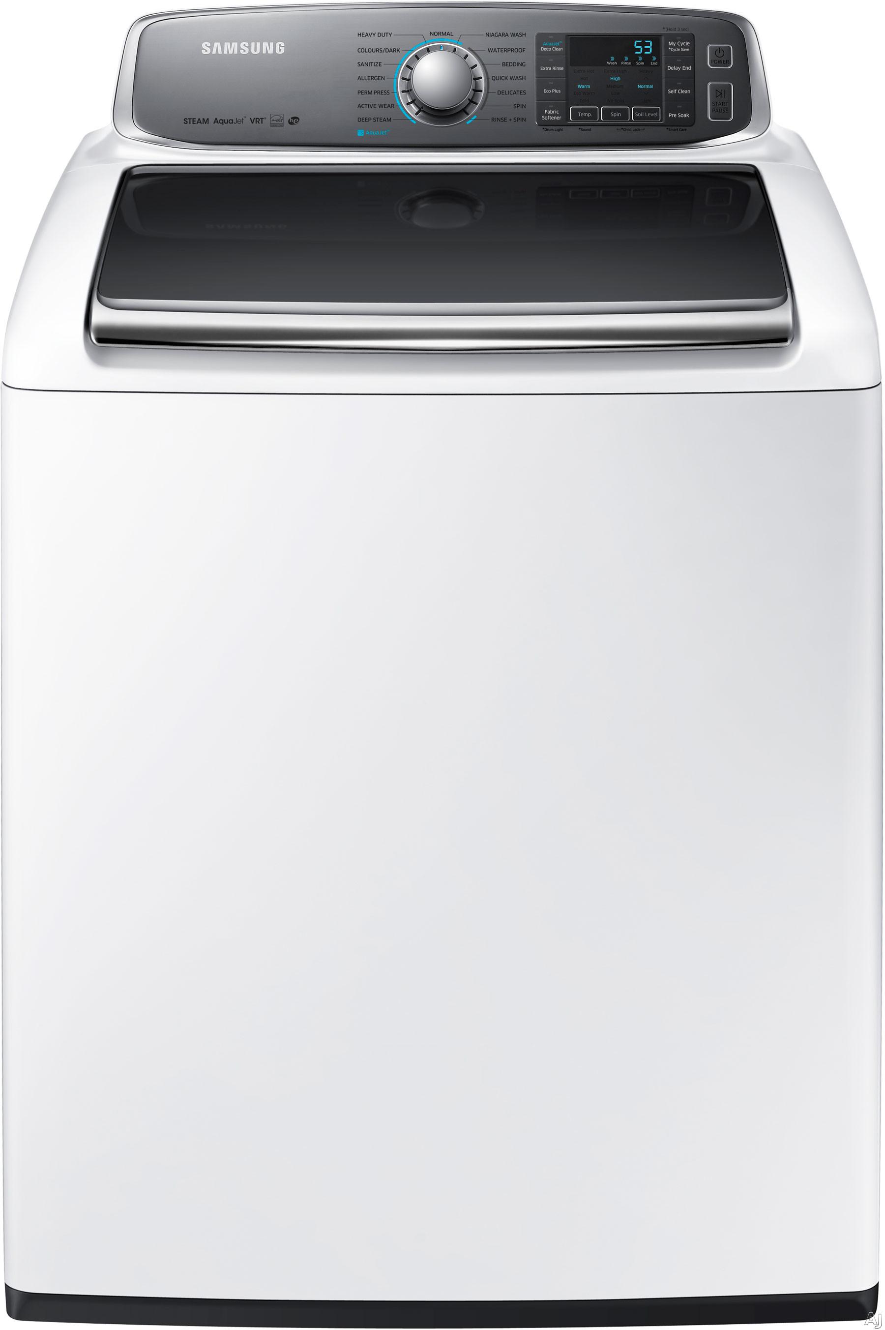 samsung washing machine sanitize cycle