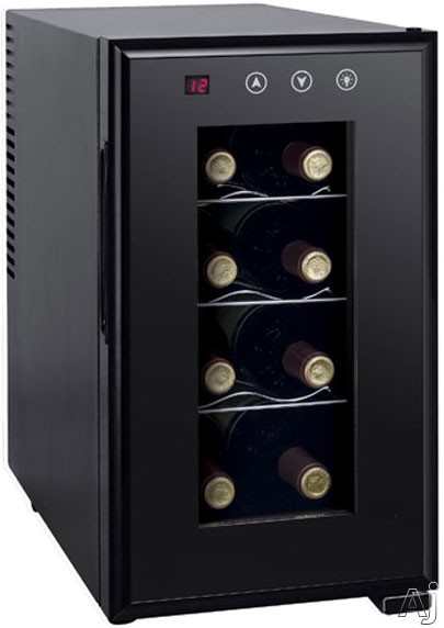 ThermoElectric Slim Wine Cooler