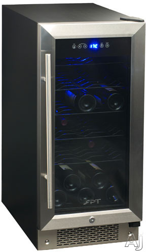 Sunpentown Wc30u 15 Undercounter Wine Cooler With 32