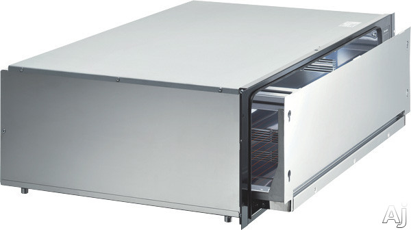 """Thermador WDC36J 36"""" Warming Drawer with 3.1 cu. ft. Capacity, 400-Watt Convection, Warming Mode, U.S. & Canada WDC36J"""