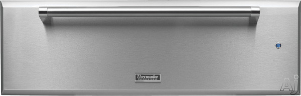 """Thermador WDC36JX 36"""" Warming Drawer with 3.1 cu. ft. Capacity, 400-Watt Convection, Warming Mode, U.S. & Canada WDC36JX"""