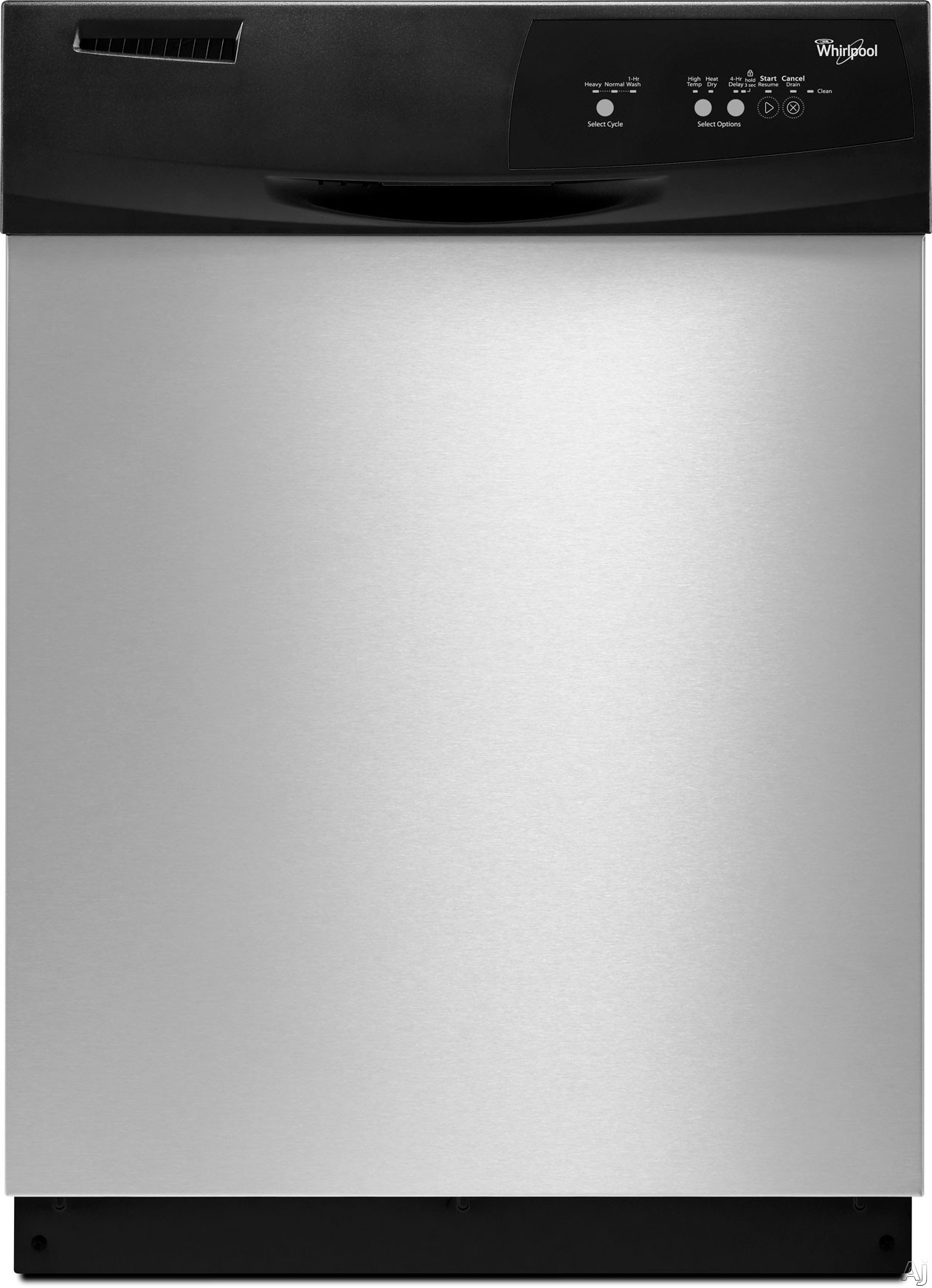 Low Prices Whirlpool Stainless Steel Built-In Dishwasher ...