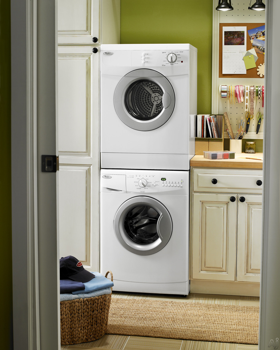 Whirlpool Wed7500vw 24 Quot Electric Dryer With 3 8 Cu Ft