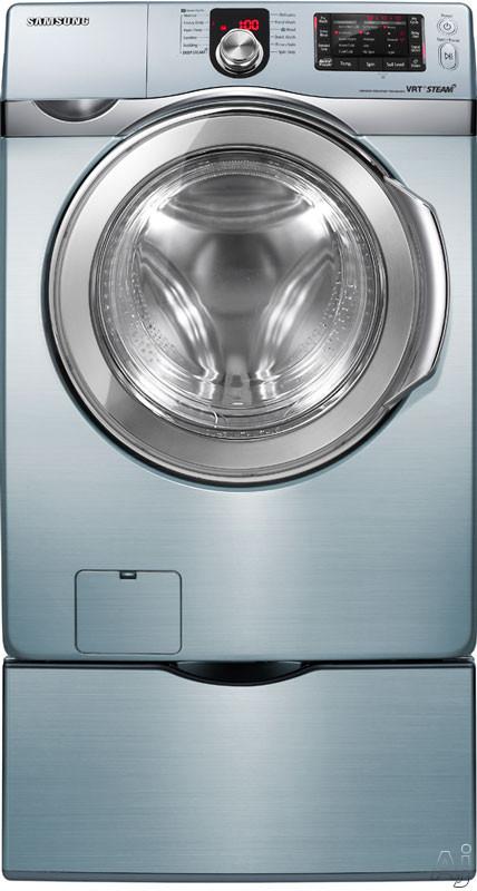 mildew in washer machine