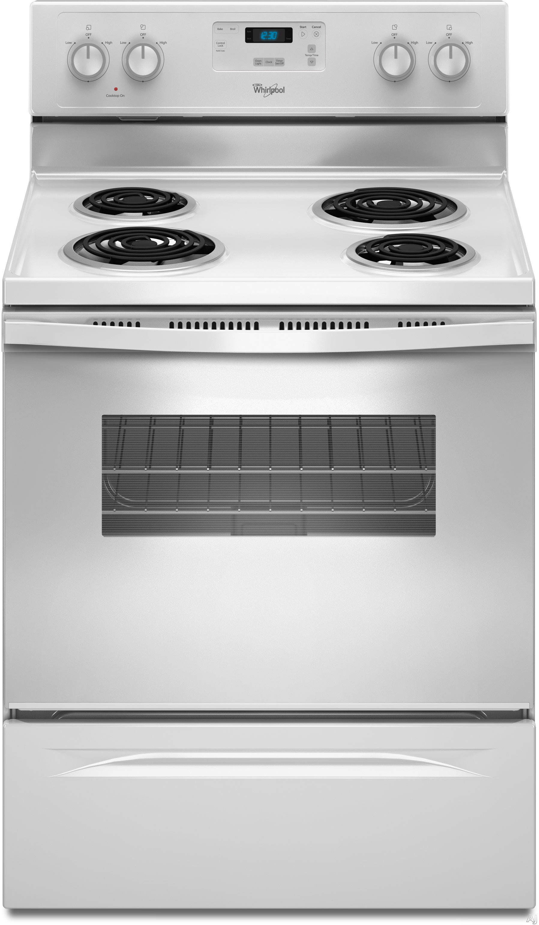 Full Info on this Whirlpool WFC130M0AW 30