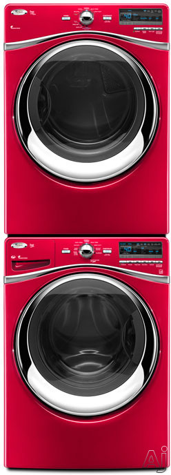 Whirlpool Wed94hexr 27 Quot Electric Dryer With 7 4 Cu Ft