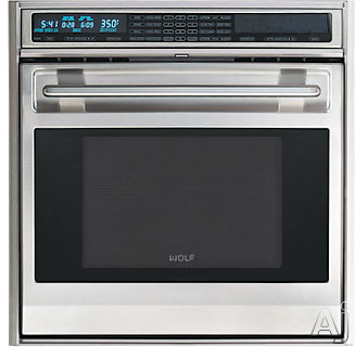 Wolf So30us 30 Quot Single Electric Wall Oven With 4 5 Cu Ft