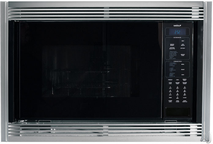 Wolf Mc24 1 5 Cu Ft Countertop Microwave Oven With 900