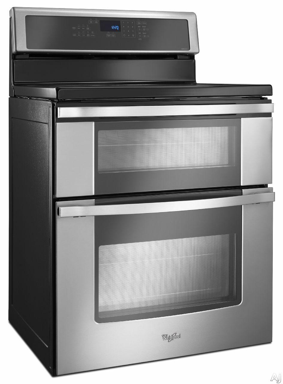 Induction Heating Oven ~ Whirlpool wgi c bs quot freestanding electric range