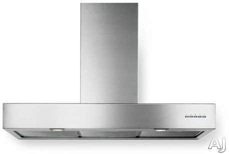 Futuro Futuro Lineare Series WL24LINEARE Wall Mount Chimney Range Hood with 940 CFM Internal Blower, 4-Speed Whisper-Quiet Fan, 2 Halogen Lights, Illuminated Electronic Controls and Convertible to Non-Ducted Operation: 24-Inch Width