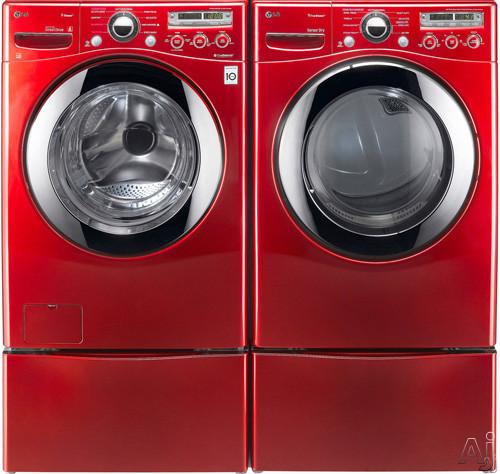Lg Lg2650fl Lg 2650 Series Front Load Washer Dryer Pair