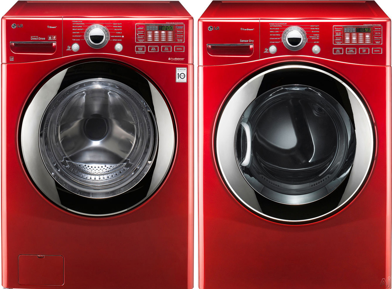 Lg Wm3070hra 27 Quot Front Load Washer With 3 7 Cu Ft